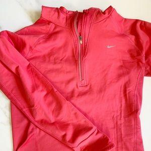 Nike Hooded Half-zip
